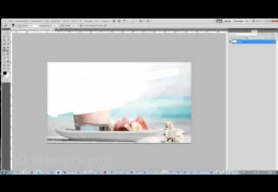 Инструмент ластик в Adobe Photoshop CS5