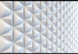 Моделирование 3D панели из треугольников в 3D Max