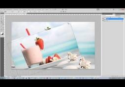 Трансформирование изображения в Adobe Photoshop CS5