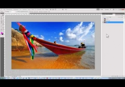 Коррекция изображения в Adobe Photoshop CS5
