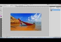 Трансформация изображения в Adobe Photoshop CS5