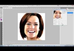 Фильтр резкость в Adobe Photoshop CS5