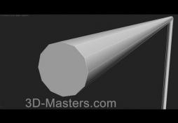 Сплайн (Splines)  и его свойство, в 3Ds MAX