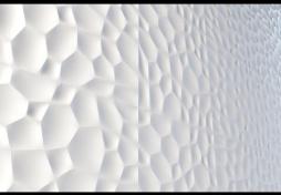 Моделирование панели с вмятиной в 3D Max