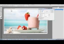 Свойство изображения в Adobe Photoshop CS5