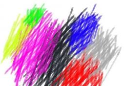 Карандаш в Adobe Photoshop CS5