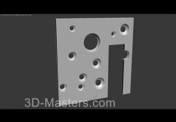Модификатор Boolean в 3Ds MAX