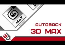 Autoback 3D Max