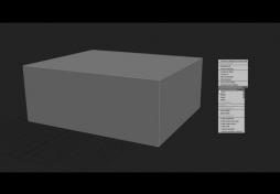 Правая кнопка мыши (Menu) в 3Ds MAX