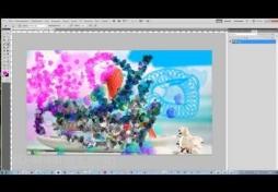Инструмент кисть в Adobe Photoshop CS5