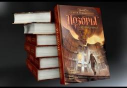 Моделирование книги из одного сплайна в 3D Max