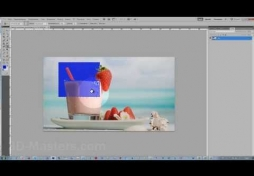 Инструмент заливка в Adobe Photoshop CS5