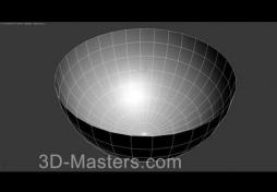 Модификатор Normal в 3Ds MAX