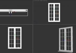 Окна проекции в 3D Max